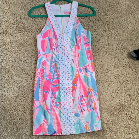 Lilly Pulitzer Dresses & Skirts - Lilly Pulitzer Shift Dress